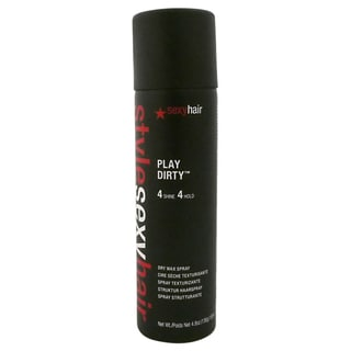 Style Sexy Hair 4.8-ounce Play Dirty Dry Wax Spray