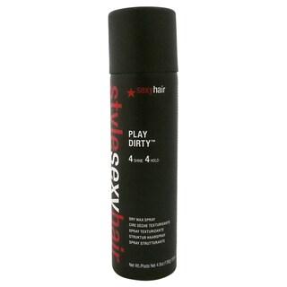 Style Sexy Hair 4.8-ounce Play Dirty Dry Wax Spray