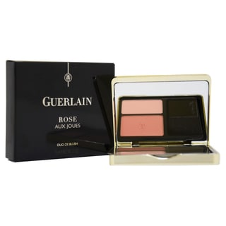 Guerlain Rose Aux Joues Chic Pink Blush Duo