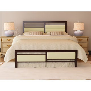 Geneva Upholstered Queen-size Bed