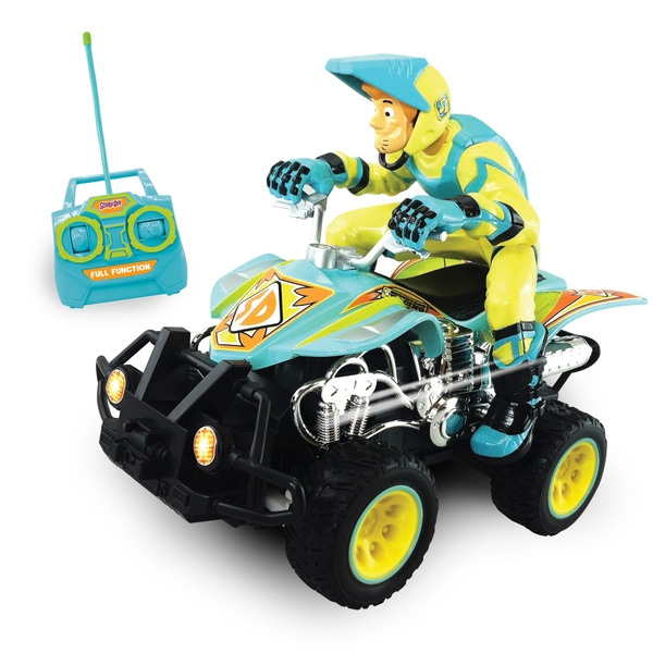 Shaggy RC ATV Rider