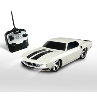 Fast and Furious 6 1969 Ford Mustang RC Car