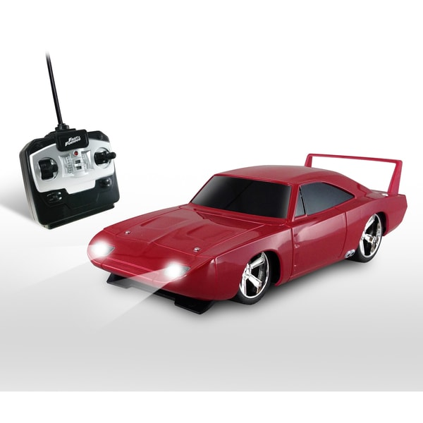 Fast and Furious 6 1969 Dodge Charger RC Car 12285546