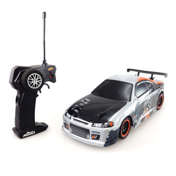 Scale Fast and Furious 6 Street Tuner RC Car