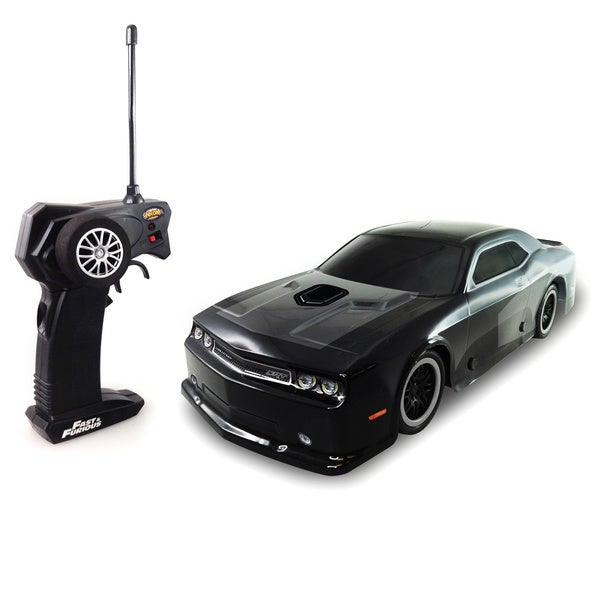 Fast and Furious Dodge Challenger SRT8 RC Car 12285548