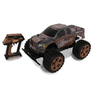Real Tree Ford F-150 RC Truck