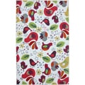 Kids Birds Multi Nylon Rug (5' x 8')
