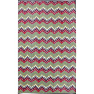 Kids Zigs Multi Nylon Rug (8' x 10')