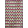 Kids Zigs Multi Nylon Rug (5' x 8')