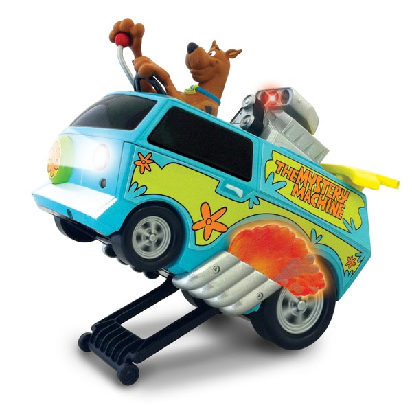 Wheelie RC Mystery Machine