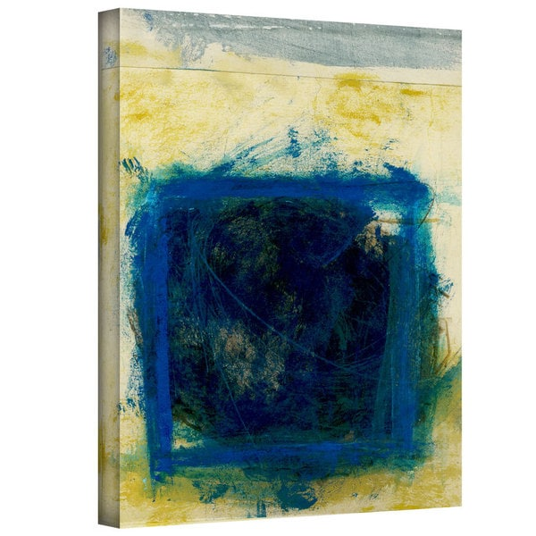 Elena Ray 'Blue Square' Gallery-wrapped Canvas Art 12285738
