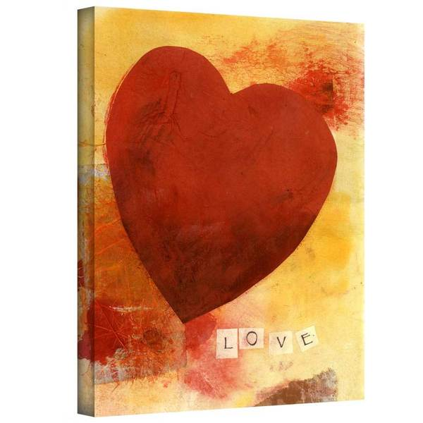 Elena Ray 'Love Heart' Gallery-wrapped Canvas Art
