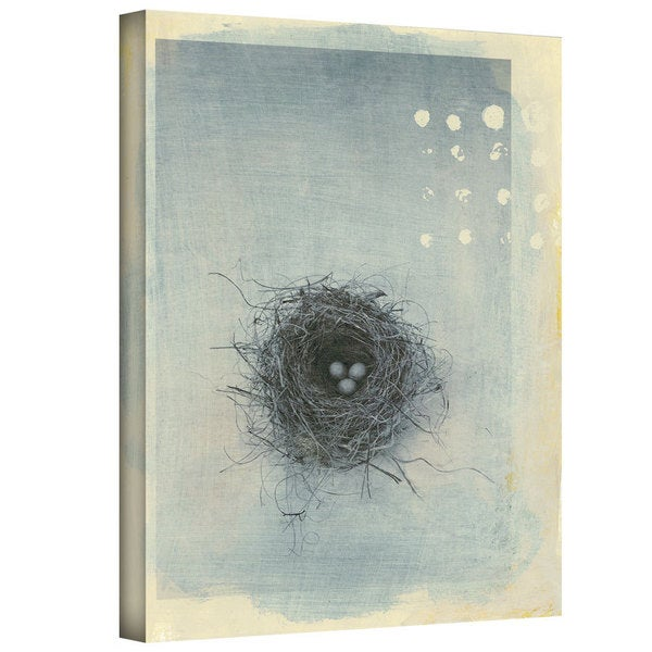 Elena Ray 'Neutral Tone Nest' Gallery-wrapped Canvas Art 12285830