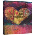 Elena Ray 'Tantra Heart' Gallery-wrapped Canvas Art