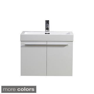 Virtu USA Midori 24-inch Single Sink Bathroom Vanity Set