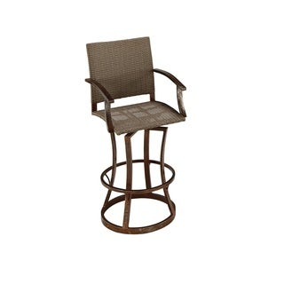 Urban Outdoor Swivel Stool
