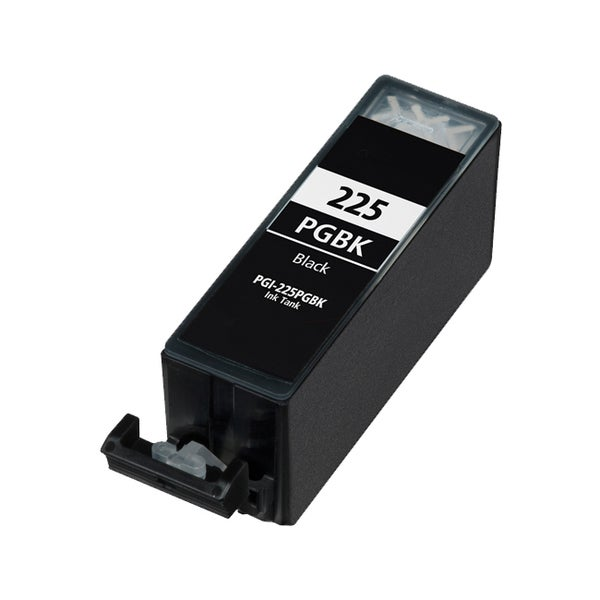 Canon PGI225 Pigment Black Compatible Inkjet Cartridge (Remanufactured)