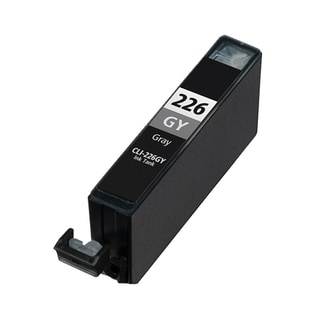 Canon CLI226 Gray Compatible Inkjet Cartridge (Remanufactured)