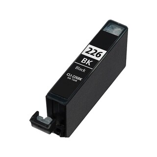 Canon CLI226 Dye Black Compatible Inkjet Cartridge (Remanufactured)