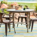 Urban Outdoor Round Dining Table