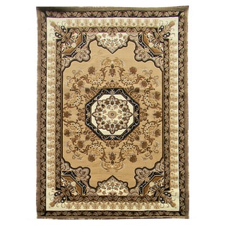 Kingdom Design 141 Berber Color Area Rug (5' x 7')
