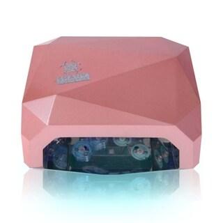 Shany Professional Portable 12-watt LED Nail Dryer Lamp