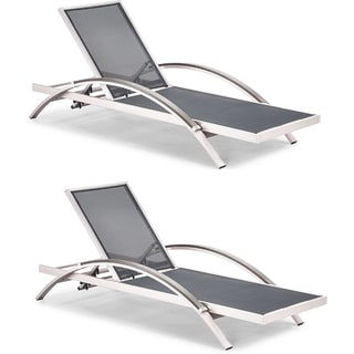 Phat Tommy Metropolitan Lounger Set (Set of 2)