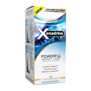Xenadrine Results Caplets (60 Count)