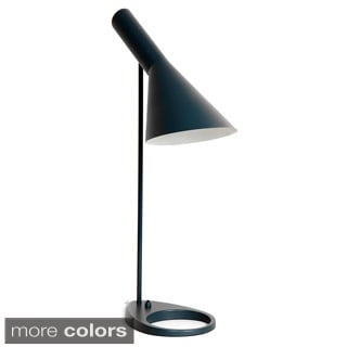 AJ 1-light Metal Table Lamp
