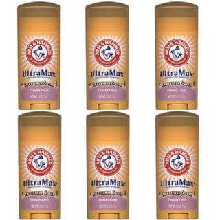 Arm & Hammer UltraMax Powder Fresh Deodorant (Pack of 6)