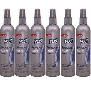 Alberto VO5 Perfect Hold 10-ounce Hair Spray (Pack of 6)