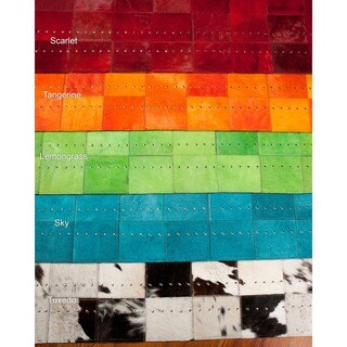 Nourison Barclay Butera Medley Leather Rug (8' x 11')
