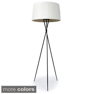 Sticks 1-light Black Metal Floor Lamp
