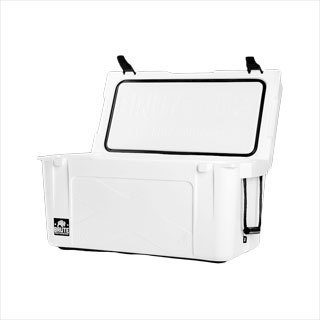 Brute Box 50-quart White Ice Cooler