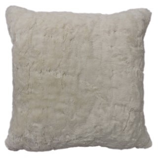 Austin Horn Classics Grenoble Luxury Fur Pillow