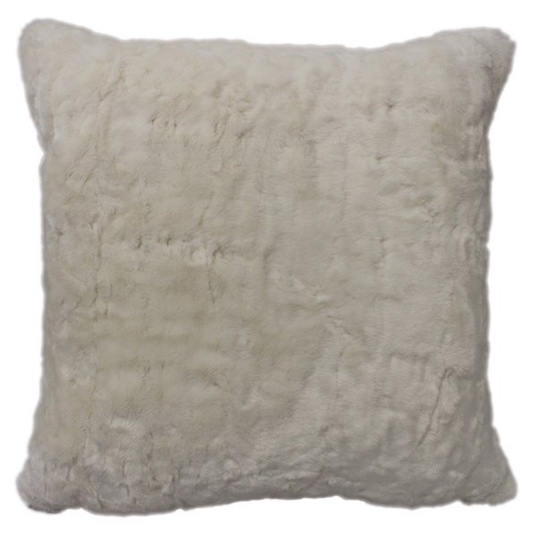 Austin Horn Classics Grenoble Luxury Fur Pillow