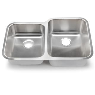 Blanco Stellar 18-gauge Steel Undermount 1-3/4 Bowl Kitchen Sink