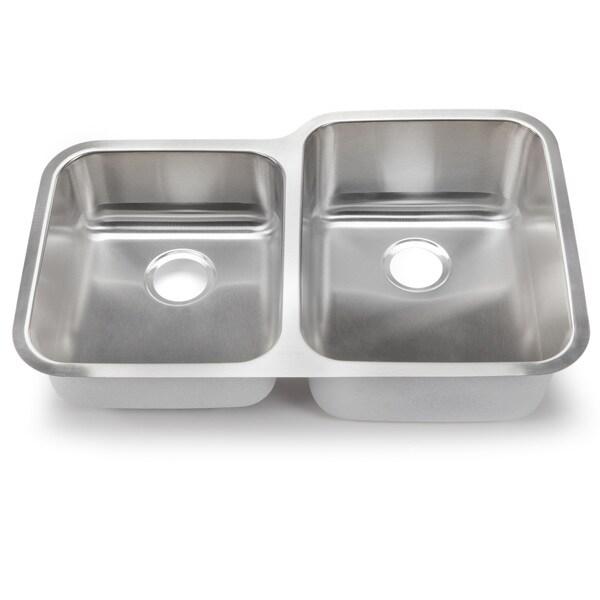 Blanco Stellar 18-gauge Steel Undermount 1-3/4 Bowl Kitchen Sink