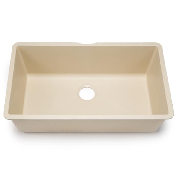 Blanco Vs Franke Sinks : Blanco Silgranit Precis Biscotti Undermount Super Single Bowl Kitchen ...