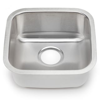 Blanco Stellar 18-gauge Steel Undermount Single-Bowl Bar Sink