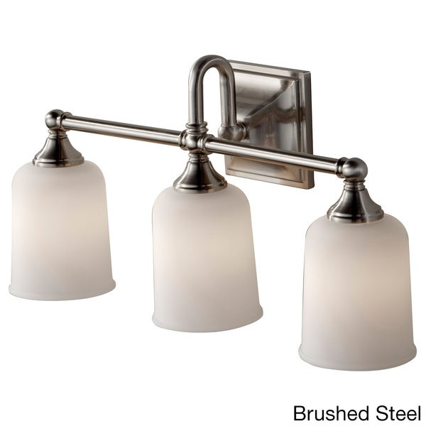 3-light Contemporary Vanity Strip