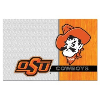 Oklahoma State University Cowboys Disposable Paper Placemats (12 Pack)