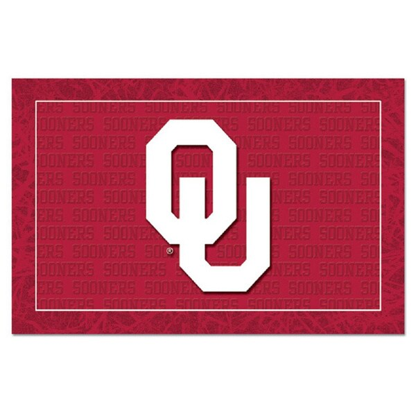 University of Oklahoma Paper Placemats (12 Pack)