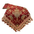 Sherry Kline China Art Red Luxury Table Runner