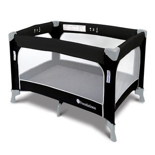 Foundations SleepFresh Celebrity Portable Crib with Cover