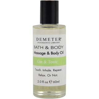 Demeter 'Gin & Tonic' 2-ounce Massage & Body Oil