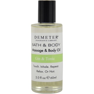 Demeter 'Gin & Tonic' 2-ounce Massage & Body Oil
