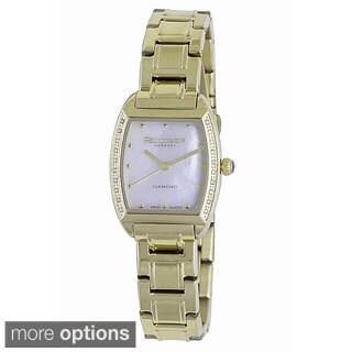 Rudiger Women's Bonn Gold IP Stainless Steel Watch