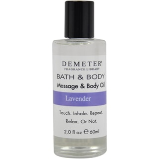 Demeter 'Lavender' 2-ounce Massage & Body Oil