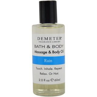 Demeter Rain 2-ounce Massage and Body Oil